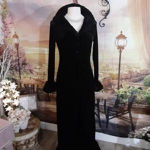 ⚘Fab Black Coat